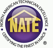 NATE Certified HVAC Technicians
