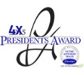Palm Air is a 4x recipient of the Carrier President's Award