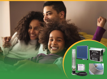 Do You Want To Give The Gift Of Clean Air To Your Family?