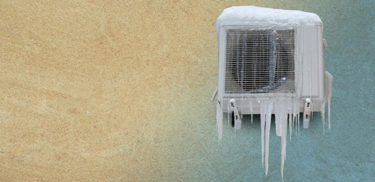 3 Causes Of A Frozen Air Handler
