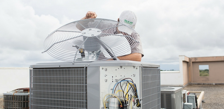 Commercial AC Service In Boca Raton Can Reduce Allergies