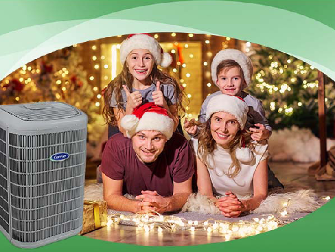 Holiday HVAC Tips From Palm Air
