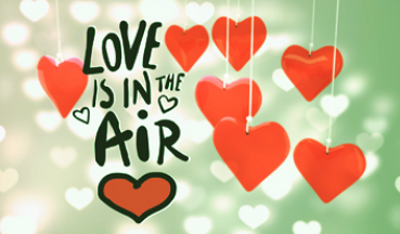 Love Is In The Air And We Keep All Our Valentines Cool!