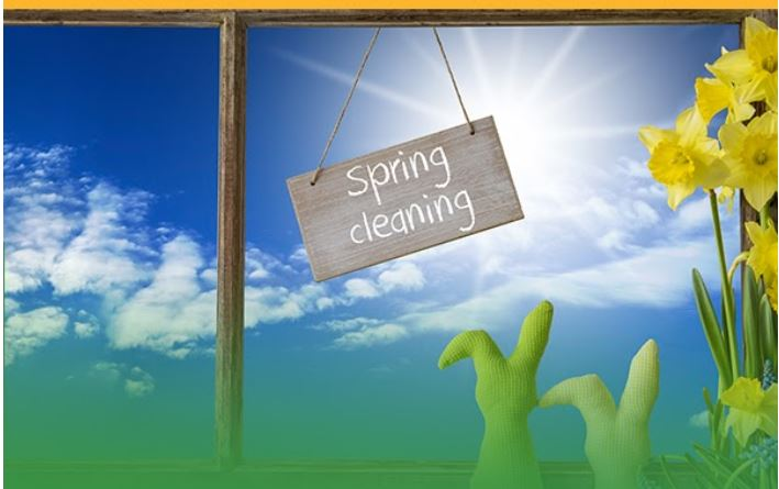 Get Your Home Ready For Another Spring In Paradise!