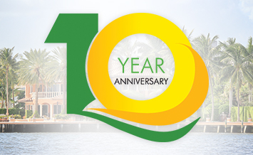 Palm Air AC Celebrates 10 Years In Business With The Launch Of A New Website!