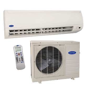 Comfort™ Residential Ductless Highwall Heat Pump System 38/40MVQ
