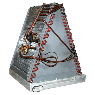 Performance™ Uncased A Evaporator Coil CAPVU