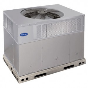 Performance™ 15 Packaged Heat Pump System 50VR-A